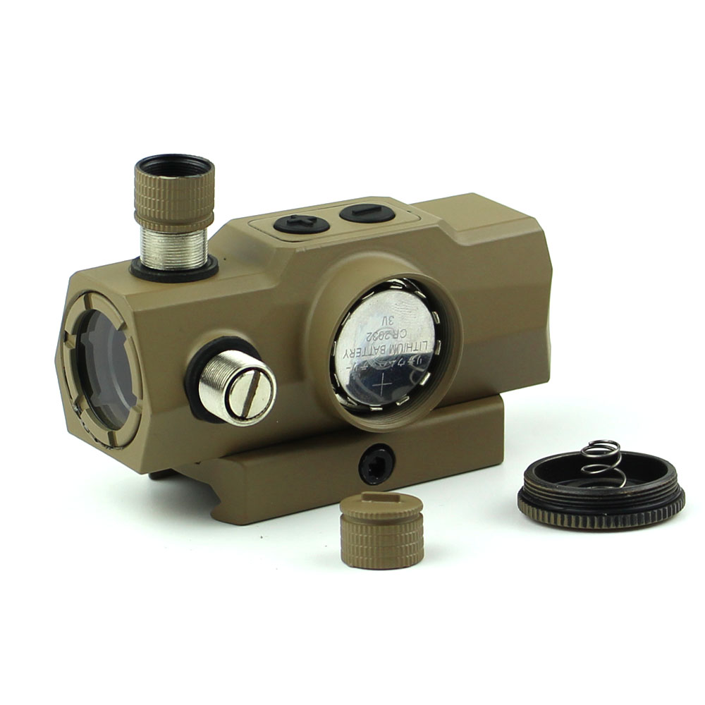 Long Xiang Optics-Manufacturer Electro Dot Sight 3moa For Compact Rifle HD-23-7