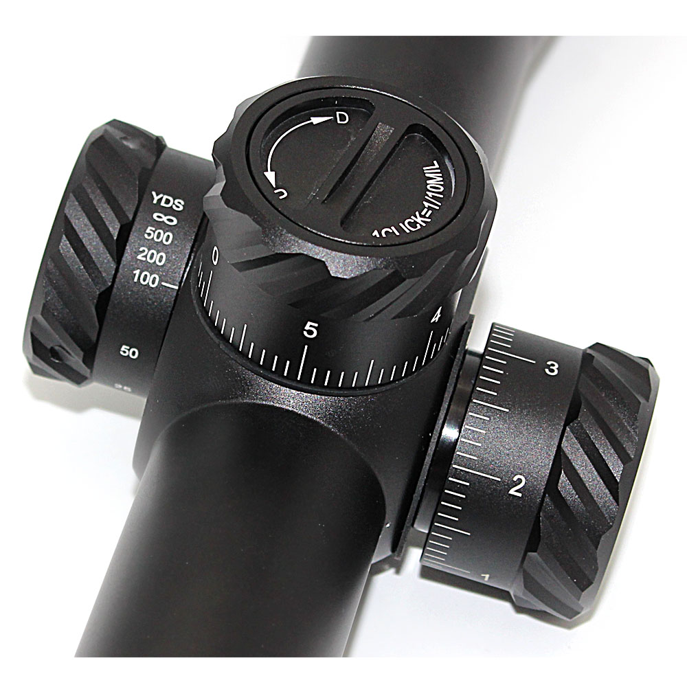 Long Xiang Optics-Zoom Hunting Optics Riflescope 4x Military Surplus Rifle Scopes-5