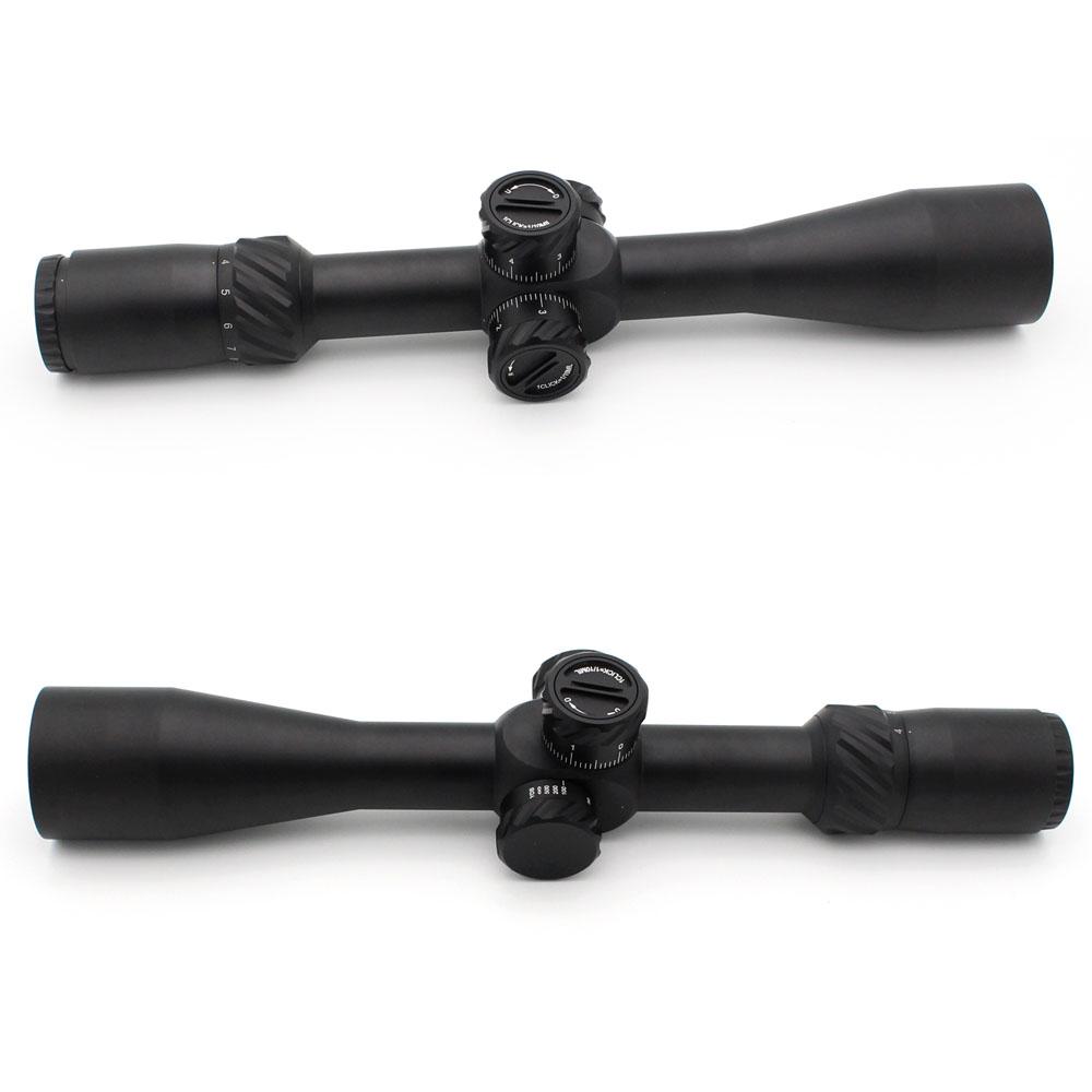 Long Xiang Optics-Zoom Hunting Optics Riflescope 4x Military Surplus Rifle Scopes-6