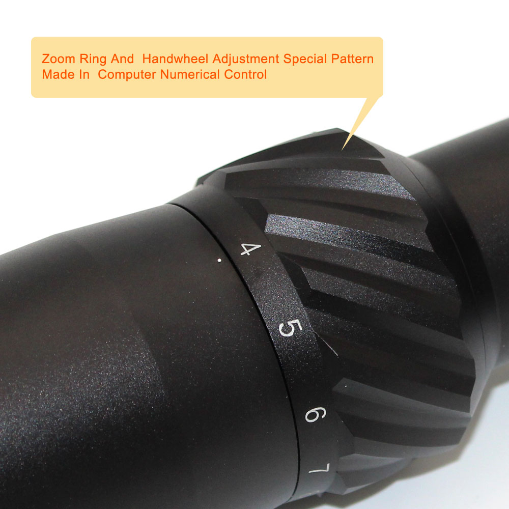 Long Xiang Optics-Zoom Hunting Optics Riflescope 4x Military Surplus Rifle Scopes-9