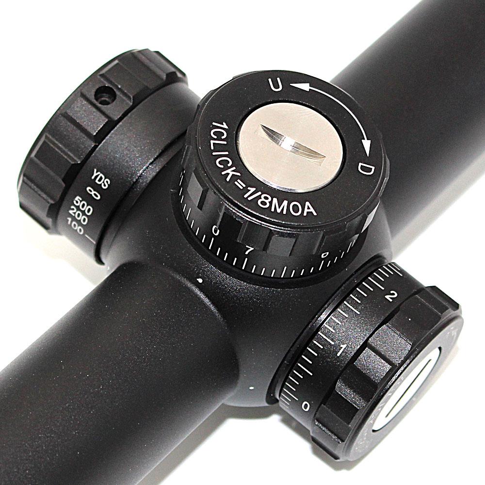 Long Xiang Optics-High-quality Shooting Optics 6-24x44 Ar Hunting Scope 25cm Waterproof Affordable-5