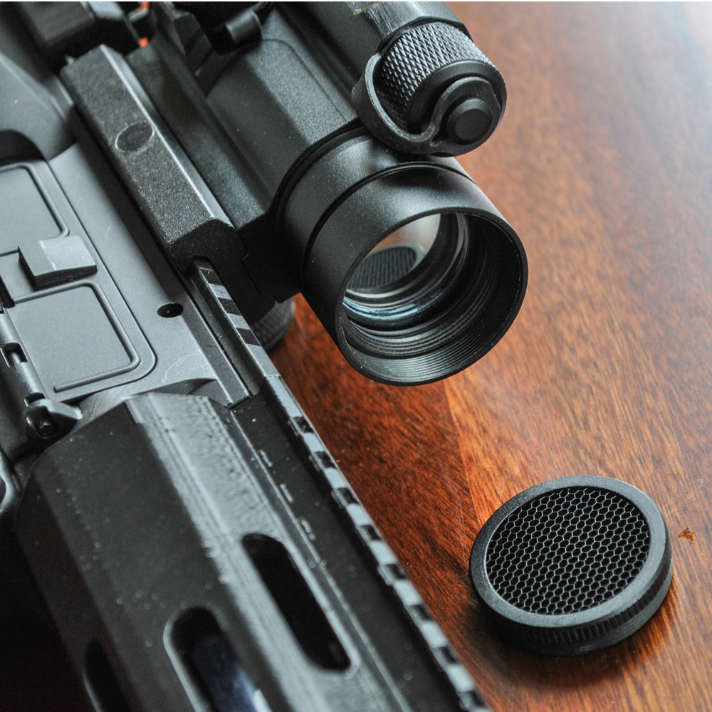 Long Xiang Optics-M4 Optics 3 Moa Red Dot Sight Air Rifles Scope | Red Dot Sight-7
