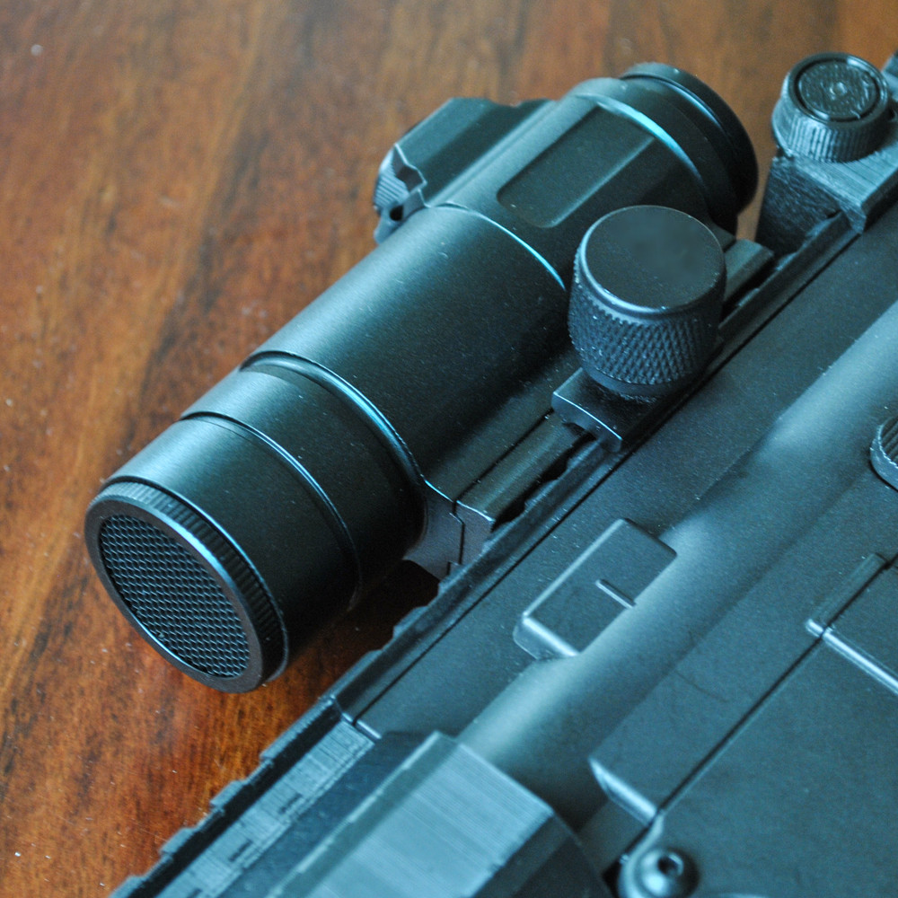 Long Xiang Optics-M4 Optics 3 Moa Red Dot Sight Air Rifles Scope | Red Dot Sight-8