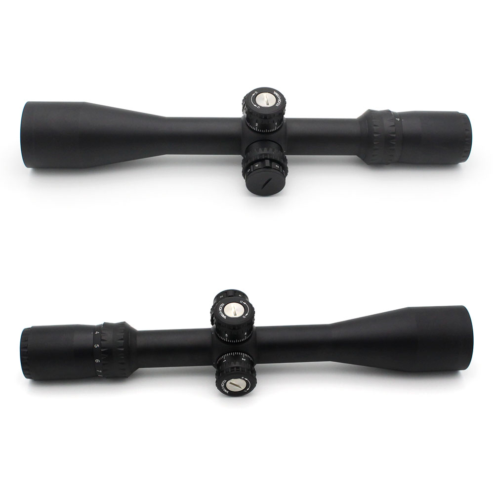 Long Xiang Optics-Hot Sale Long Eye Relief Second Focal Plane Riflescope 4-16X44-6