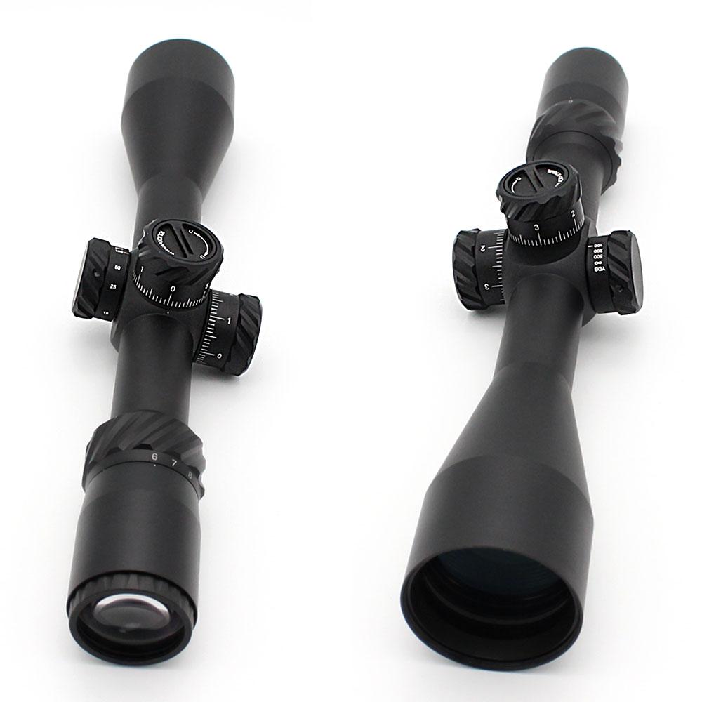 Long Xiang Optics-First Focal Plane Long Distance Scopes Hunting Riflescope 6-24x50-6