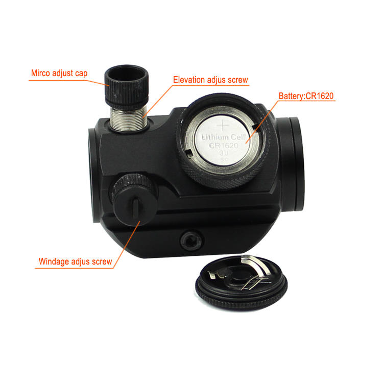 Long Xiang Optics-Manufacturer Of Holographic Red Dot Sight Ar-15accessoriespubgre-2