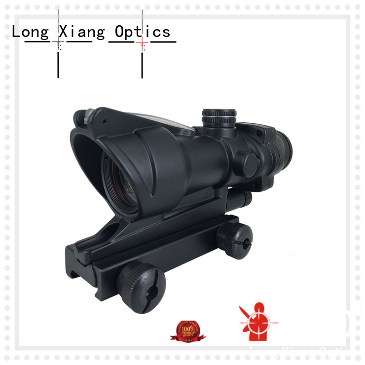 Quality Long Xiang Optics Brand vortex tactical scopes triangle