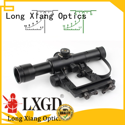 magnification filed hunting OEM tactical scopes Long Xiang Optics
