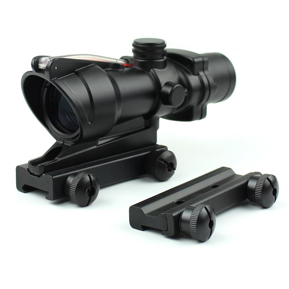 Long Xiang Optics-High-quality Tactical Scopes | New Fiber Optic Illuminated Rifle Scope-2