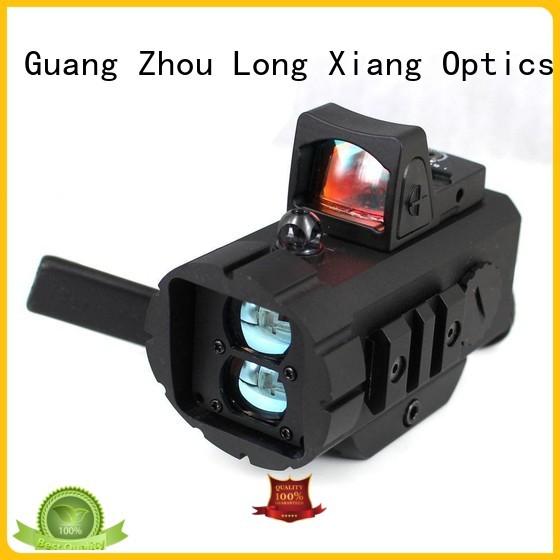 Quality Long Xiang Optics Brand red dot sight reviews mount waterproof