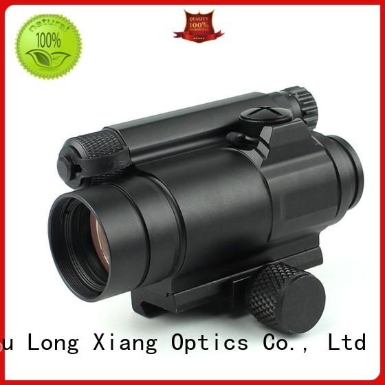 free laser tactical red dot sight Long Xiang Optics Brand