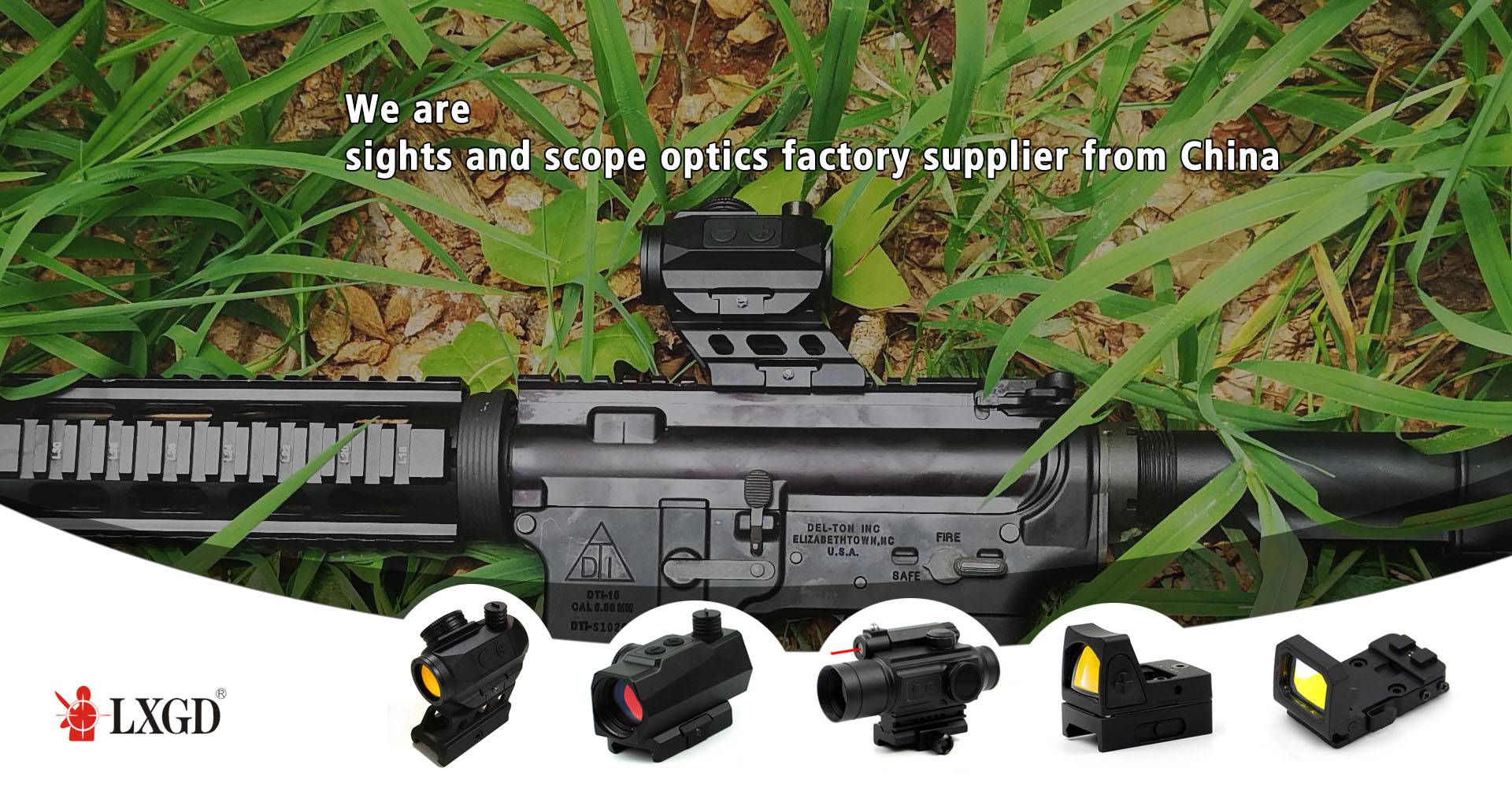 Long Xiang Optics-LXGD 20 Years Involvements In Top Hunting Scopes And Red Dot Sight