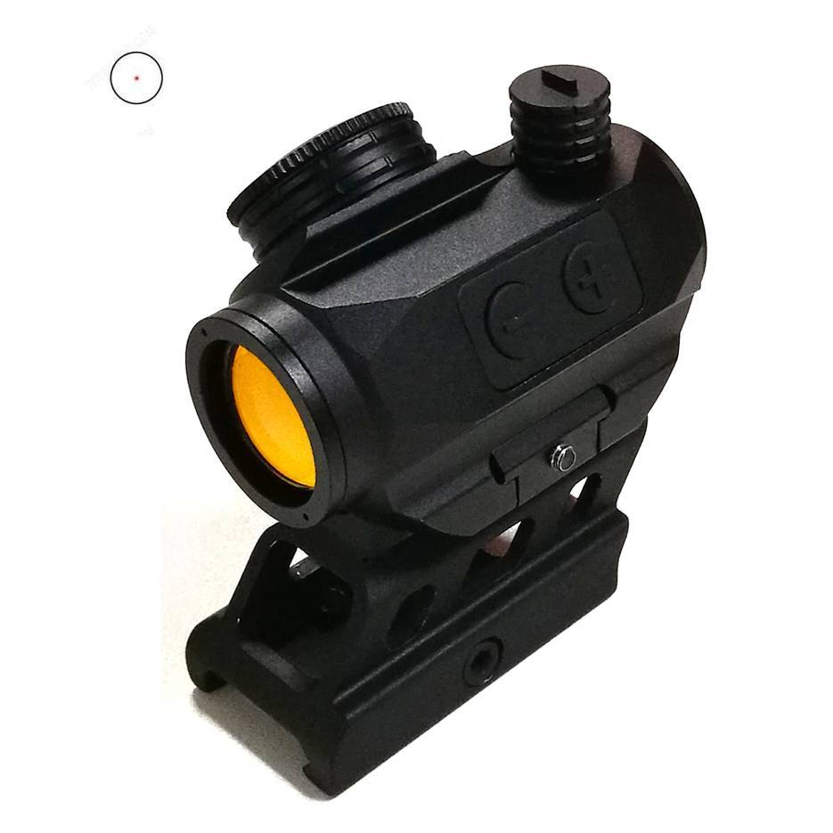 High Quality Made In China 5mw Red Dot Sight HD-27M2