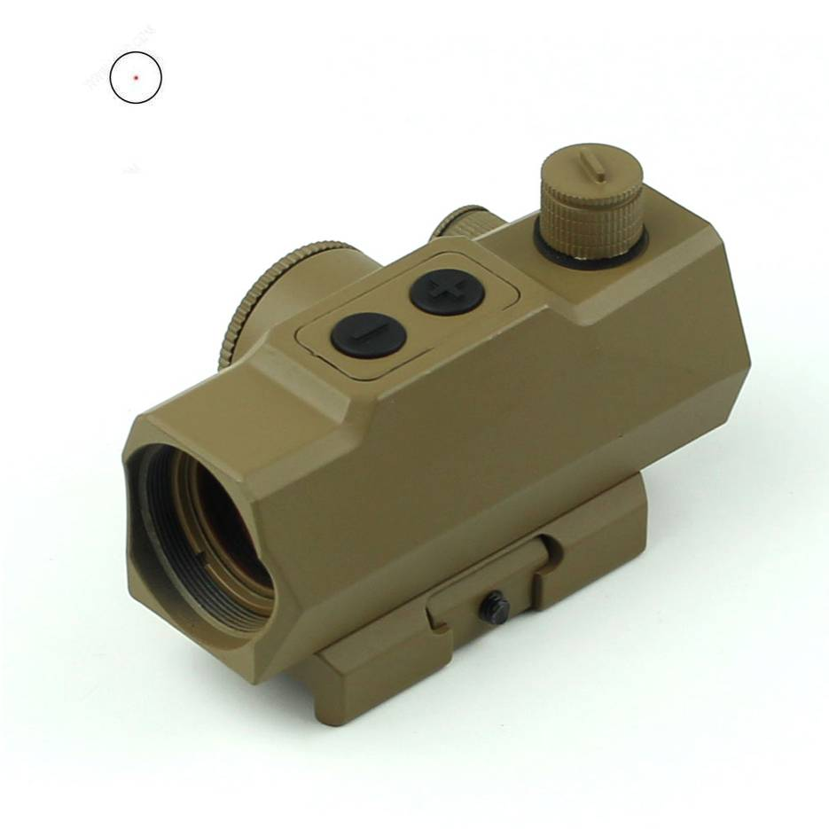 Reliable Manufacturer Advanced Electro Dot Sight 3moa Compact Riflescopes Red Dot Sight For Accurate Aiming HD-23