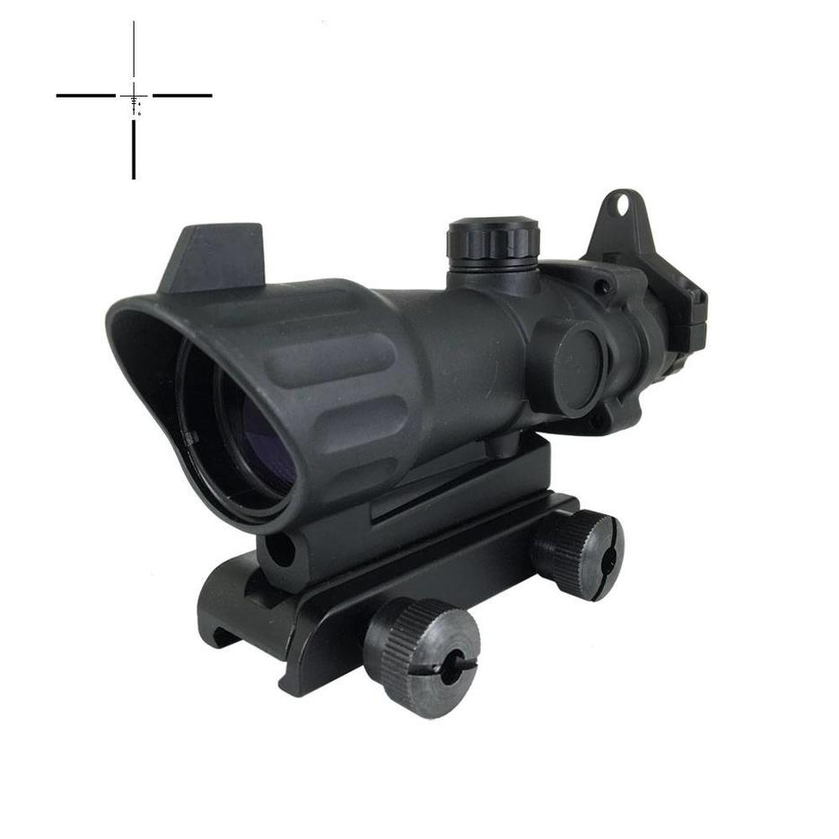 Tactical Sight 4x32 Air Soft Gun Optics Scope 4x32A2