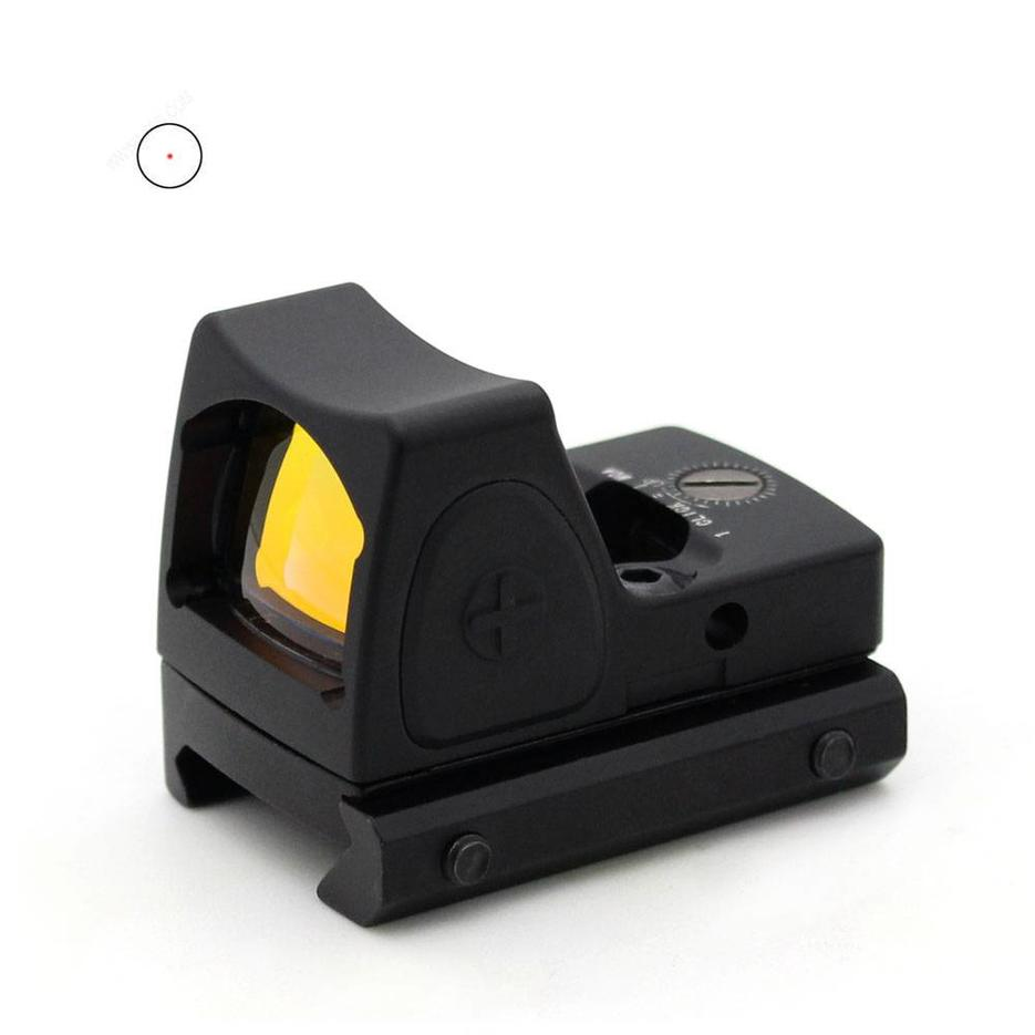 800g Shockproof Micro Red Dot Sight Precise 2 Moa Collimator Sight For Firearms KF02