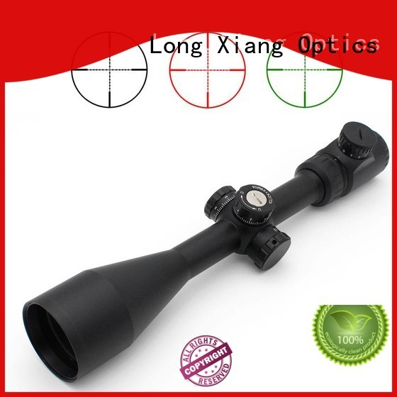 moa first plane Long Xiang Optics Brand hunting scopes for sale factory