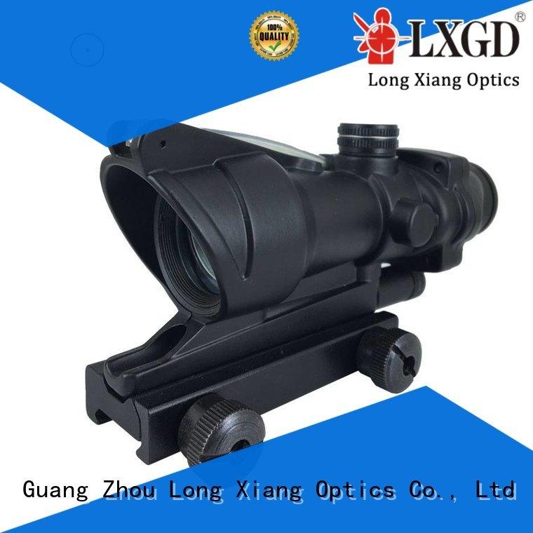 Wholesale reflex red dot sight reviews Long Xiang Optics Brand