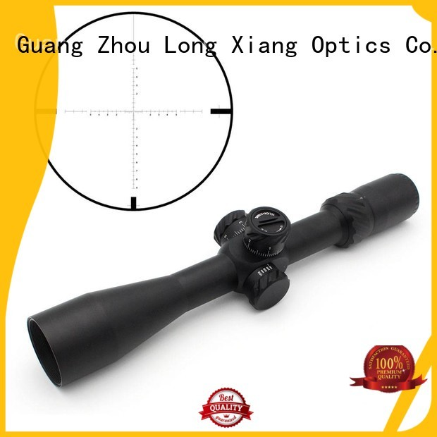relief green hunting scopes for sale Long Xiang Optics manufacture