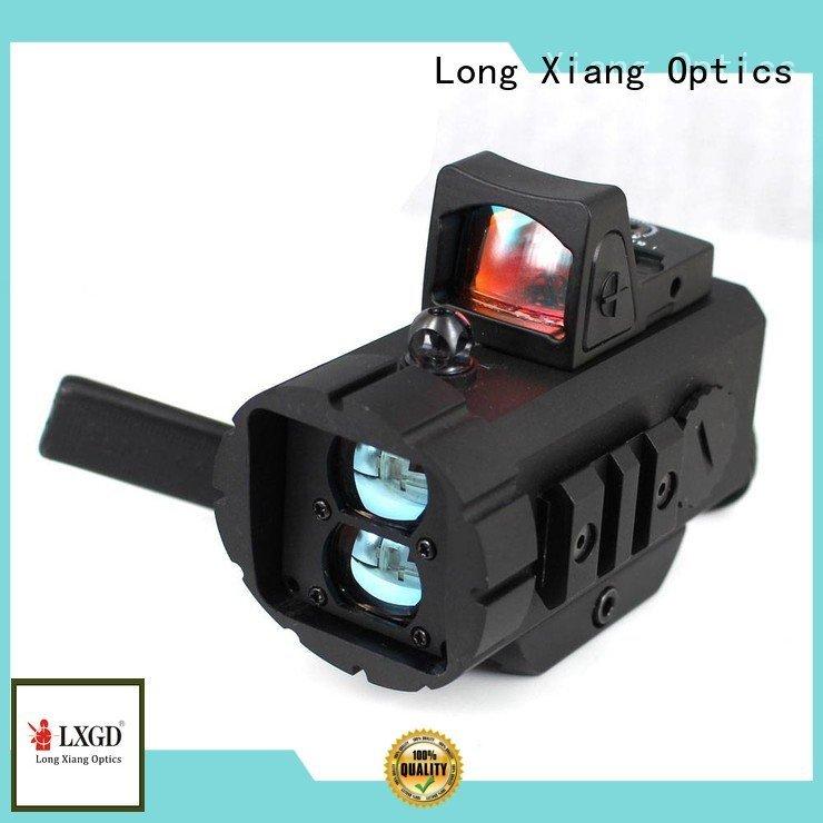 red dot sight reviews rifle sight OEM tactical red dot sight Long Xiang Optics