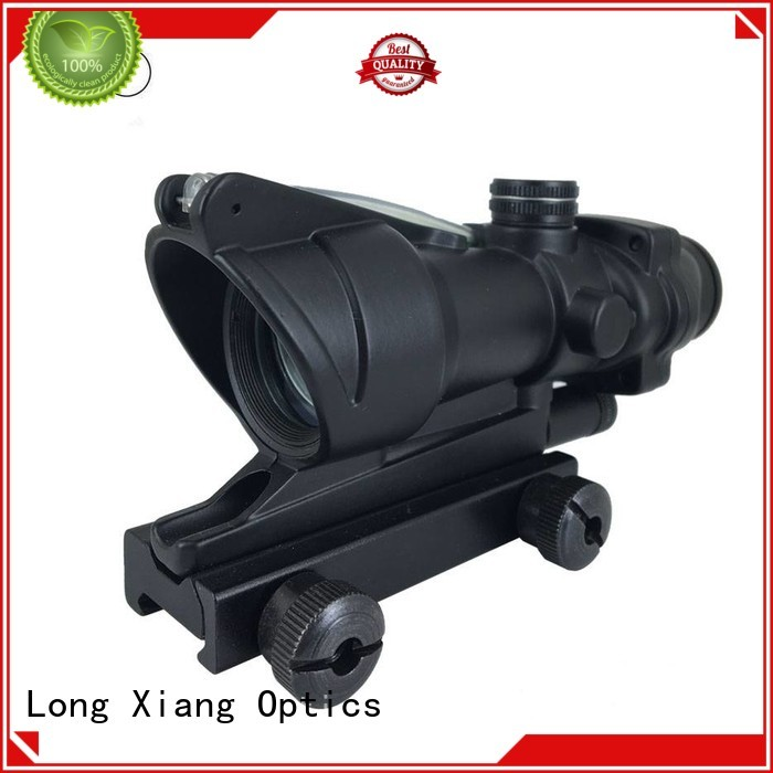 Long Xiang Optics Brand auto tactical red dot sight shooting factory