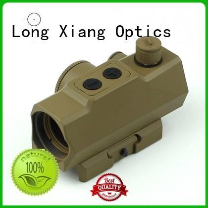 Long Xiang Optics Brand waterproof green red dot sight reviews