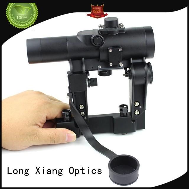 laser rimfire tactical red dot sight Long Xiang Optics Brand