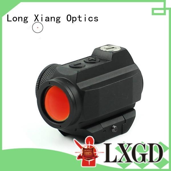 Hot tactical red dot sight scopes Long Xiang Optics Brand