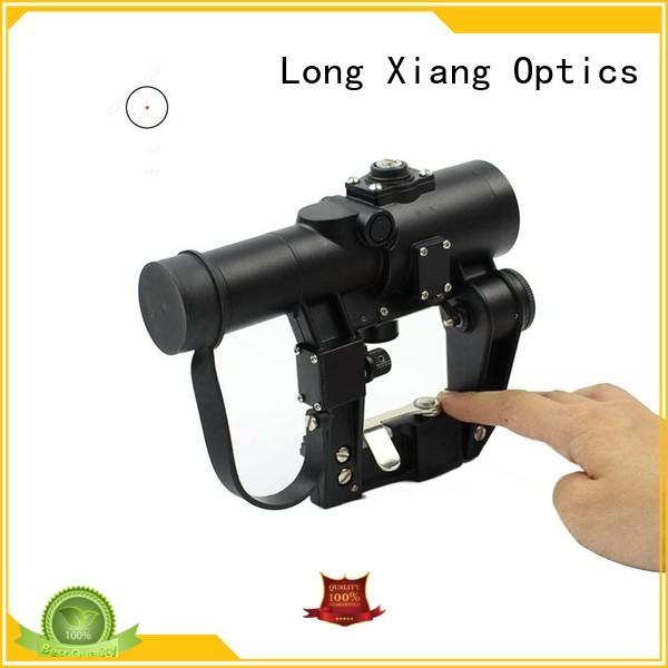 Long Xiang Optics Brand eotech solar tactical red dot sight manufacture