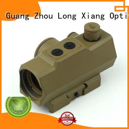 magnifier battery tactical red dot sight combo Long Xiang Optics