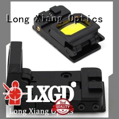 Long Xiang Optics Brand wide lightweight 551 custom red dot sight reviews