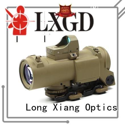 ar view tactical scopes fiber Long Xiang Optics Brand company